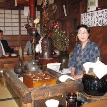 仙台の老舗、炉端の発祥の居酒屋