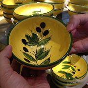 スペイン製の陶器を購入しました。