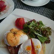 朝食ビュッフェが、忘れられない美味しさ