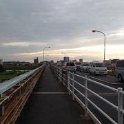元々はガスを供給するために造られた橋でした。