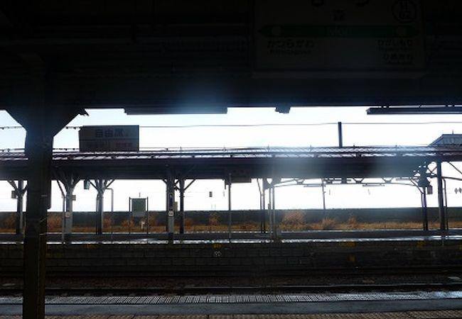 森駅 (北海道)