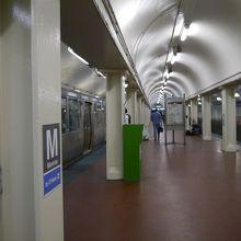 モンロー駅