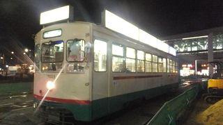 「富山地方鉄道富山市内軌道線」(通称:富山地鉄市内電車)、便利です!