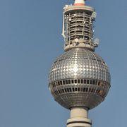 ベルリンの中心的広場