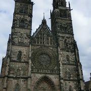 ニュルンベルクの3大教会の1つ