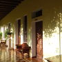 アンティグアの老舗ホテル