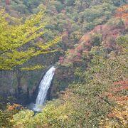 蔵王の中で一番大きい滝