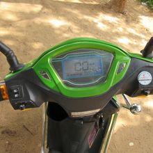 電動自転車.3/これも、00の下の■■■がバッテリ−の目盛り