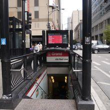 グランド駅