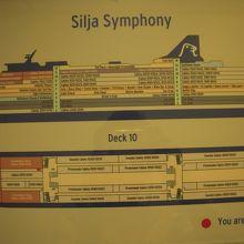 船の見取り図