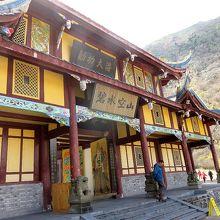 黄龍古寺。