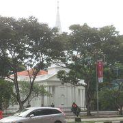シンガポール最古のキリスト教の教会