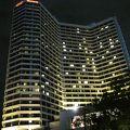 落ち着いたホテルです。
