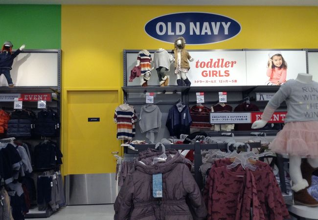 オールドネイビー OLD NAVY (ピエリ守山店)