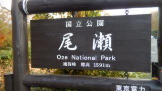 尾瀬ヶ原へ行けます