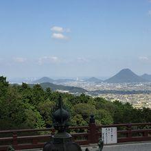 讃岐富士です