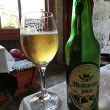 ビール(モスタル)