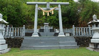 ペリリュー神社
