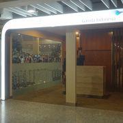 ガルーダ・インドネシア航空ファーストクラスで行くバリ島 デンパサール国際空港の到着ラウンジ