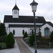 教会風の建物
