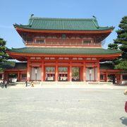 京都御所から