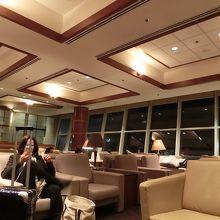大韓航空 ビジネスクラスラウンジ (JFK空港)