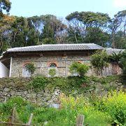風土に馴染んだ教会堂