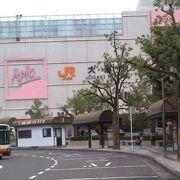 大垣駅ビルの商業施設の総称です
