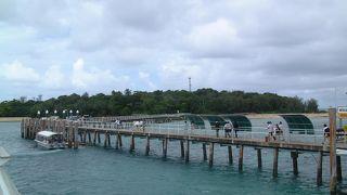 ケアンズからゴールドコースト観光  (1) グリーン島を観光