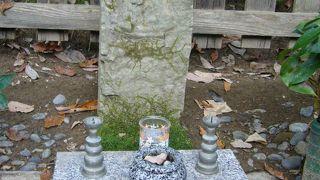 佐々木小次郎の墓