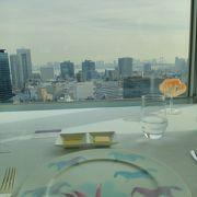 ザ・プリンス パークタワー東京 33Fのレストラン