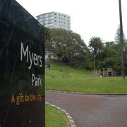 Myers Parkマイヤーズパーク