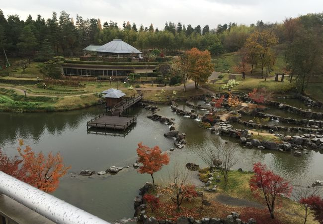 別アングルから京都の凄さを目の当たりにした、けいはんな記念公園