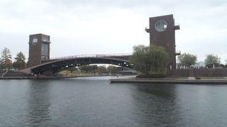 「富岩運河」跡が美しい水辺公園に!