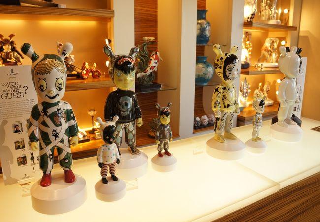 スペインの博多人形