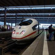 DBが誇る超高速列車