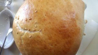 おいしいシチュー入りパン!壺焼き!!