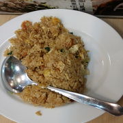 雲丹炒飯だけ食べても価値がある、絶品です