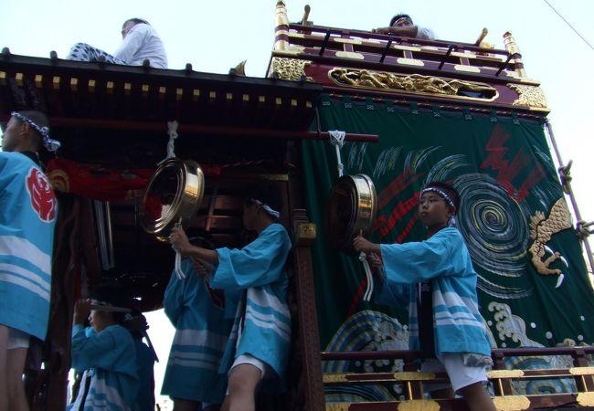 関東一の祇園