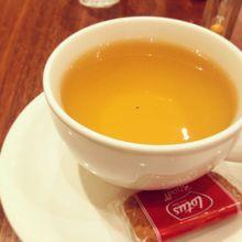 カフェで飲めるカモミールティー