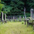 写真:酒井家墓所