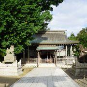 小浜藩祖酒井忠勝を祀る神社