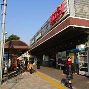 品川区に有る目黒駅