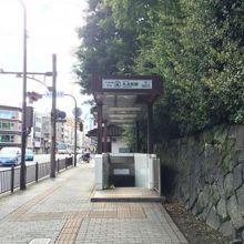 京都御苑の最寄駅〜京都市営地下鉄烏丸線丸太町駅〜
