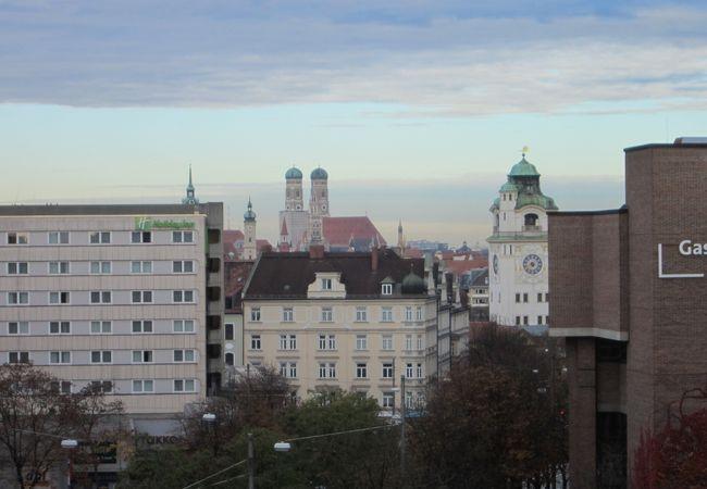 ミュンヘンフィルの本拠地