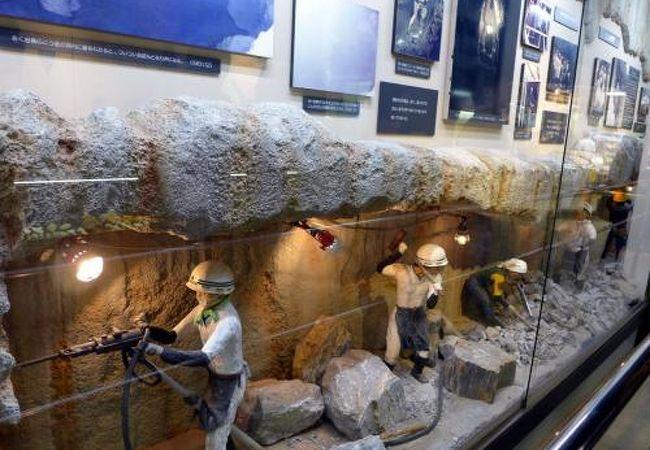 竜ヶ岩洞洞窟資料館