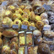 パンも充実!!