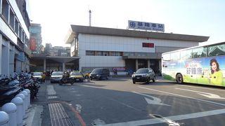 縦貫線の起点駅