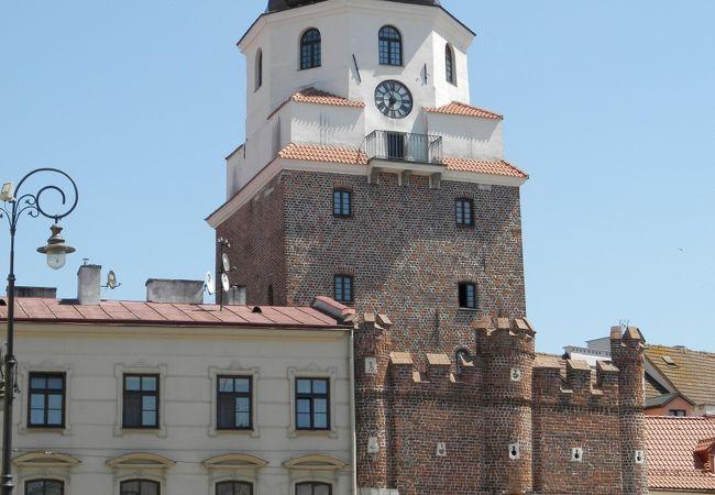 ルブリン旧市街の入り口