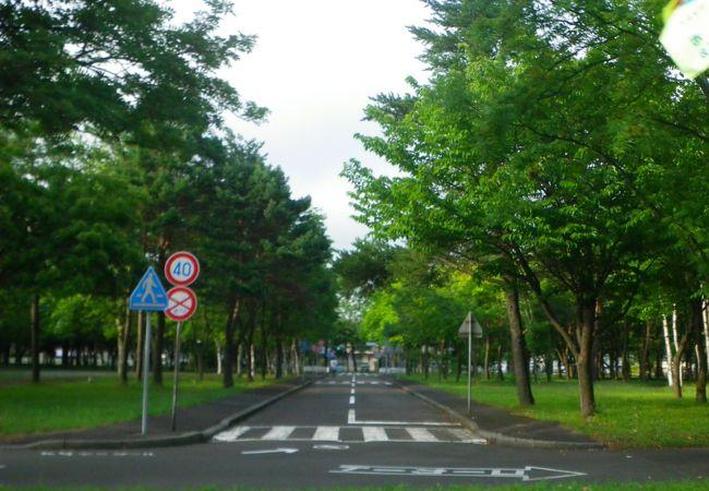 交通公園 (千歳市交通安全教育施設)